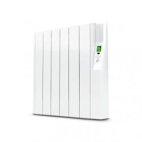 Radiador electrico Rointe SRN0660RAD2 serie SYGMA blanco 6 modulos 660W