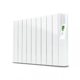 Radiador electrico Rointe SRN0990RAD2 serie SYGMA blanco 9 modulos 990W