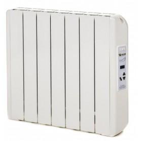 Radiador electrico Farho ECG07serie ECO GREEN blanco 7 modulos 770W