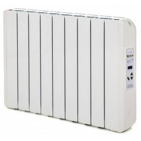 Radiador electrico Farho ECG09serie ECO GREEN blanco 9 modulos 990W
