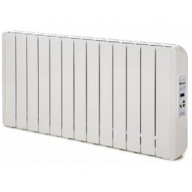 Radiador electrico Farho ECG15serie ECO GREEN blanco 15 modulos 1.650W