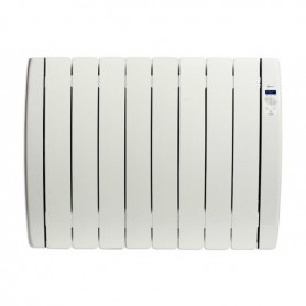 Radiador Emisor termico  Inerzia  Digital 1.200W Haverland RC8TTS curvo