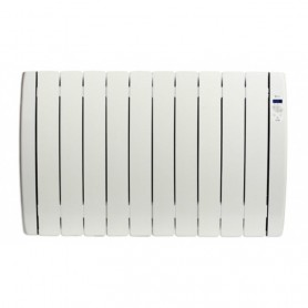 Radiador Emisor termico  Inerzia  Digital 1.500W Haverland RC10TTS curvo