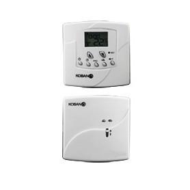 Cronotermostato wirelesspara calefaccion,aire acondicionadoKoban KT13-W-RF0769013