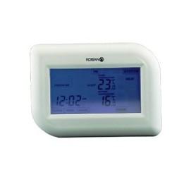 Cronotermostato tactilpara calefaccion y Aire AcondicionadoKoban KCT15-W0769015