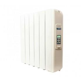 Radiador electrico Farho XPU06serie XANA PLUS ULTRA XPU blanco 6 modulos 1.000W