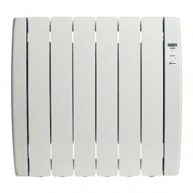 Radiador Emisor termico Inerzia Digital 900W Haverland TT6C curvo