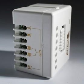 Modulo de cargasFarho CRpara controlar aparatos electricos que cuenten con sistema domotico