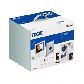 Kit Videoportero2 hilos Tegui Sfera New con monitor CLASSE100X16E Conectado379116