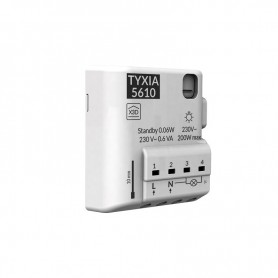 Receptor iluminacion ON/OFF 1 Via Delta dore Tyxia 5610 6351400