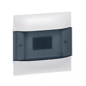 Cuadro electrico empotrable Legrand Practibox S 135051con puerta transparente 12 modulos