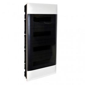 Cuadro electrico empotrable Legrand Practibox S 135054con puerta transparente 48 modulos