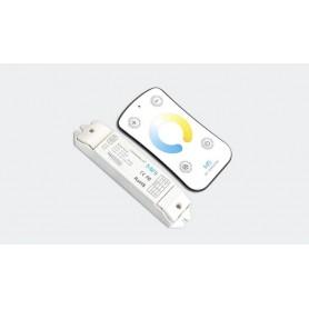 Controlador cambio tonalidad tiras CCTIlutrek 231-170012v/24v 3 salidas x 3A