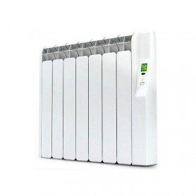 Radiador electrico Rointe KRN0770RAD3 serie Kyros blanco 7 modulos 770W