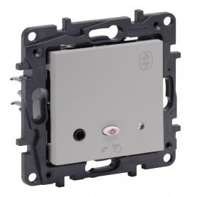 Módulo Bluetooth Legrand 864348serie Niloe Step Aluminio