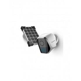 Camara exteriorvigilancia con bateria y panel solarIPWIFI HD 1080pGARZA SMART HOME401365