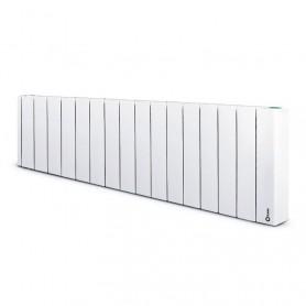 Radiador electrico Rointe BRN1500RADCBELIZE SHORT blanco 15 modulos 1500W