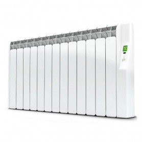 Radiador electrico Rointe KRN1600RAD3 serie Kyros blanco 15 modulos 1600W