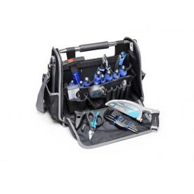 KIT Bolsa portaherramientaprofesional Cembre CTSB1-1 con 17 herramientas