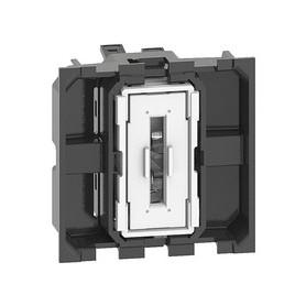 Conmutador anchoBticino K4003M2A Living Now2 modulos