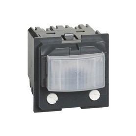 Interruptor con sensor de movimientoBticino K4430 Living Now2 modulos