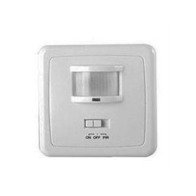Detector de presencia de empotrar en caja de mecanismoQRB 180075140º
