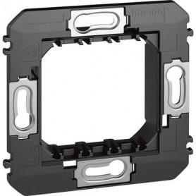 Soporte para comados digitales Living Nowpara caja de 2 modulosBticinoK8102para instalaciones MyHOME