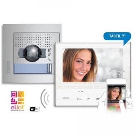 Kit Videoportero2 hilos Tegui Sfera New con monitor CLASSE300X13E 376171
