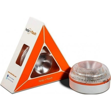 Luz de emergencia para coche autonoma Help Flash SOSCARV.1