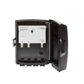 Amplificador de mastil 2E/1S UHF-SATMIXSBA-901-C48IKUSI 1308LTE 5G