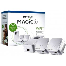 Adaptador Magic Mini WI-FI Multiroom Kit Devolo 8576