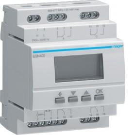 Programador digital multifuncionHager EGN400Bluetooth 4 canales