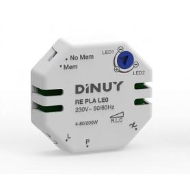 Regulador para lamparas LED 2 hilos DINUYRE PLA LE0
