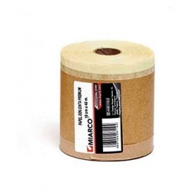 Papel pintura con cinta Krepp 15Cmx20 mt Miarco 5128
