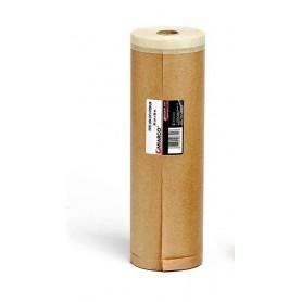 Papel pintura con cinta Krepp 30Cmx45 mt Miarco 5125