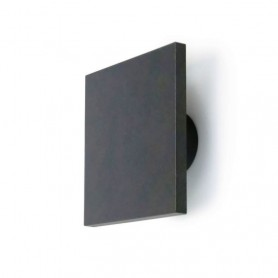Aplique pared Frost6,5W 3000k Dopo 953A-L3108A-04Antracita