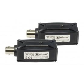 Kit conversor EOC-100 Golmar 31600287 Ethernet a Coaxial