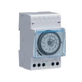 Interruptor horario Hager EH11016A 230V sin reserva