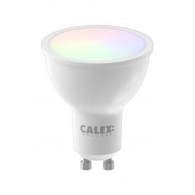 Bombilla led 5W inteligente wifi GU10CALEX Smart Home 429002 RGB-CCT