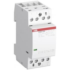 Contactor4P 25A 4NA 230V ESB25-40N-062 módulo ABB 1SAE231111R0640
