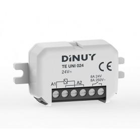Microtelerruptor 24v/24vcc Dinuy TE UNI 024