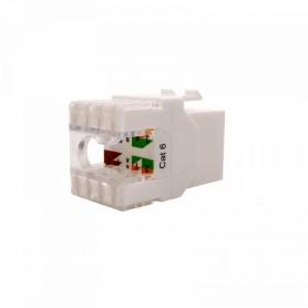 Conector RJ45 UTP cat6 TELEVES 209991