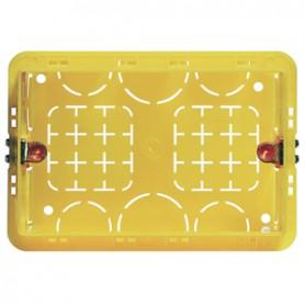Caja de empotrar albañileriaBticino 503E3 Modulos
