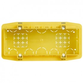 Caja de empotrar albañileriaBticino 506L6/7 Modulos