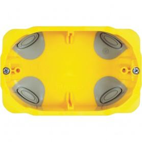 Caja de empotrar tabiques huecos Bticino PB503N  3 Modulos