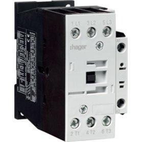 Contactor 3P+1NA 25AHager EV02510C 230V