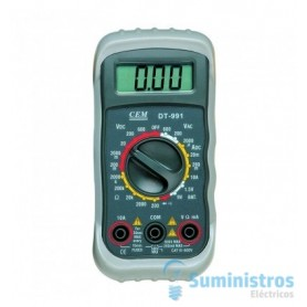 MULTIMETRO DIGITAL DT-994L BASICO