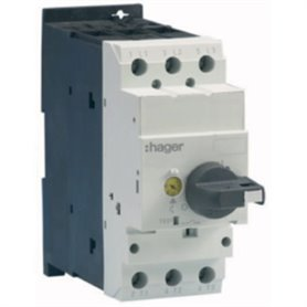 Guardamotor3P 32-40AHager MM523N Tamaño 2