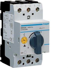 Guardamotor3P 0,16-0,25AHager MM502N