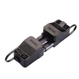 Conector macho rapido enchufable  TEKOX BCS-3/M1-N  2P+ TT